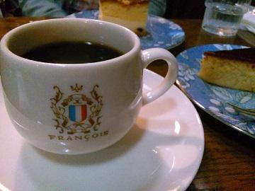 フランソワ喫茶室