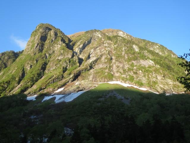 6月7日 屏風岩
