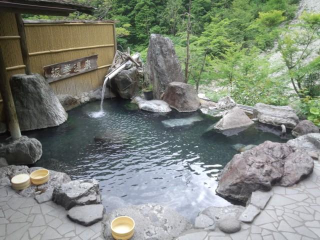 6月7日 坂巻温泉