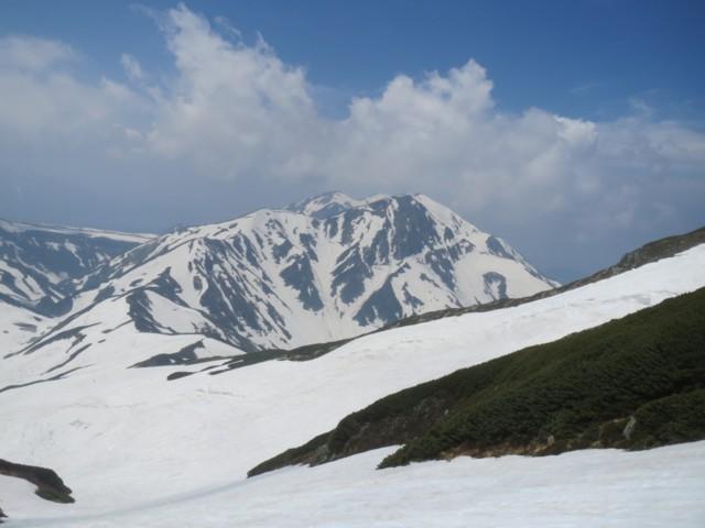 6月13日 奥大日岳