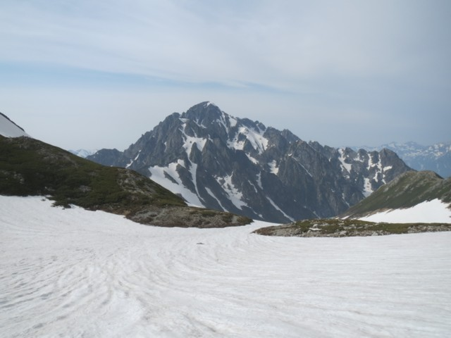 6月13日 剱岳