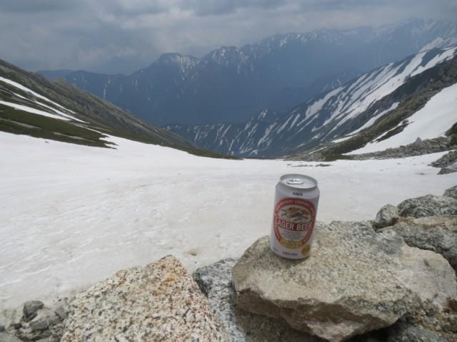 6月14日 ビール