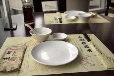 ■ 南翔饅頭店 呉江路店 上海