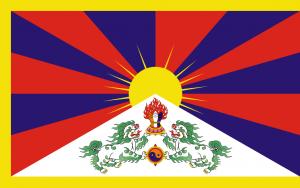 チベット国旗