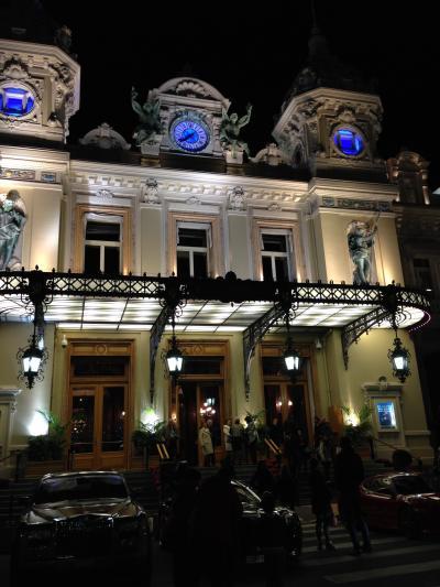 Monaco モンテカルロ オペラ Pagliacci 「道化師」