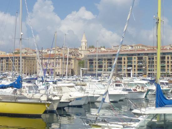 Marseille の一日