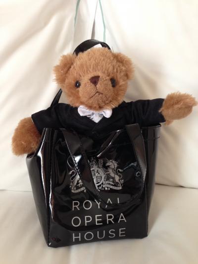 ロンドン Royal Opera House のおみやげ