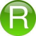 Rのロゴ2