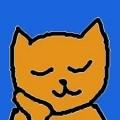 三毛猫 イラスト