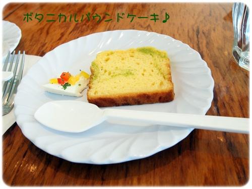 わんこ用パウンドケーキ