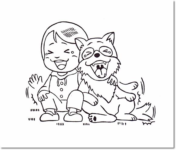 フランダースの爆笑犬 ワロタッシュとネロ登場♪の巻