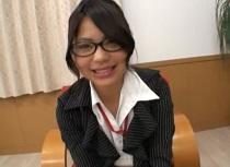 福田みきのメガネ