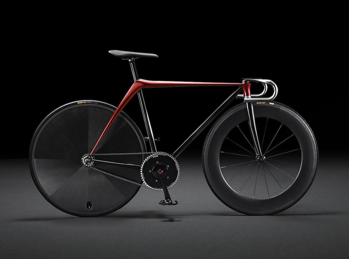 マツダ 魂動デザイン 自転車 1
