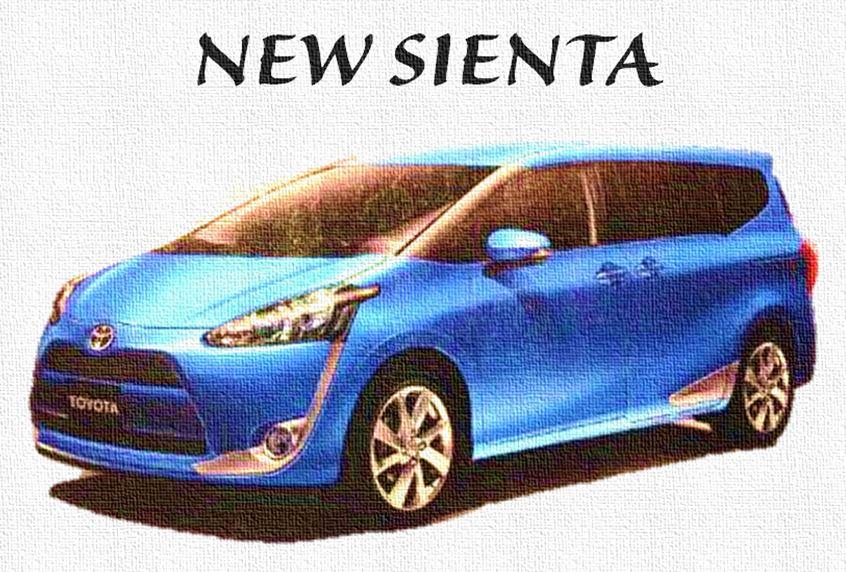 新型シエンタ 2015