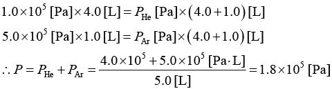【平成27年度(2015年度)大学入試センター試験】化学・第1問・問5