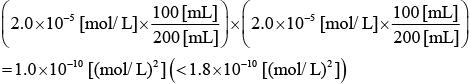 【平成27年度(2015年度)大学入試センター試験】化学・第2問・問3・実験Ⅱ