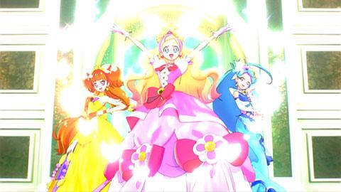 【Go!プリンセスプリキュア】エンディング・ノンテロップ・ムービー