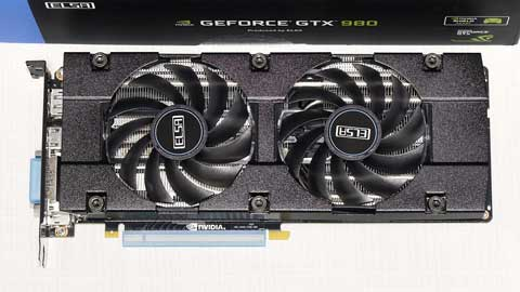 GeForce GTX 980 4GB S.A.C GD980-4GERXS