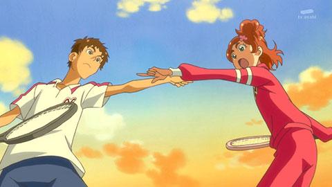 【Go!プリンセスプリキュア】第07回「テニスで再会いじわるな男の子?!」