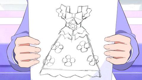 【Go!プリンセスプリキュア】第08回「ぜったいムリ!?はるかのドレスづくり!」