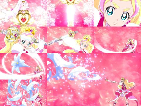 【Go!プリンセスプリキュア】第18回「絵本のヒミツ!プリンセスってなぁに?」