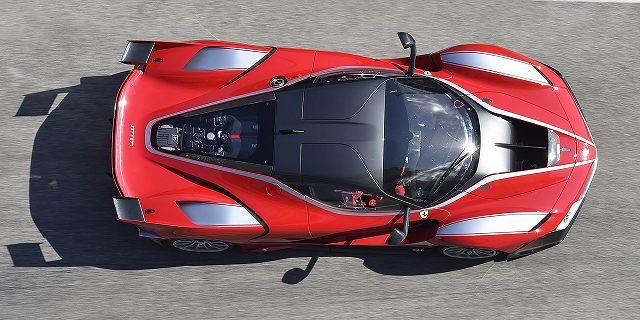 フェラーリFXX K