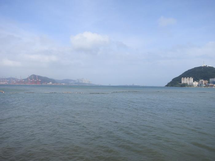 韓国釜山 一人旅