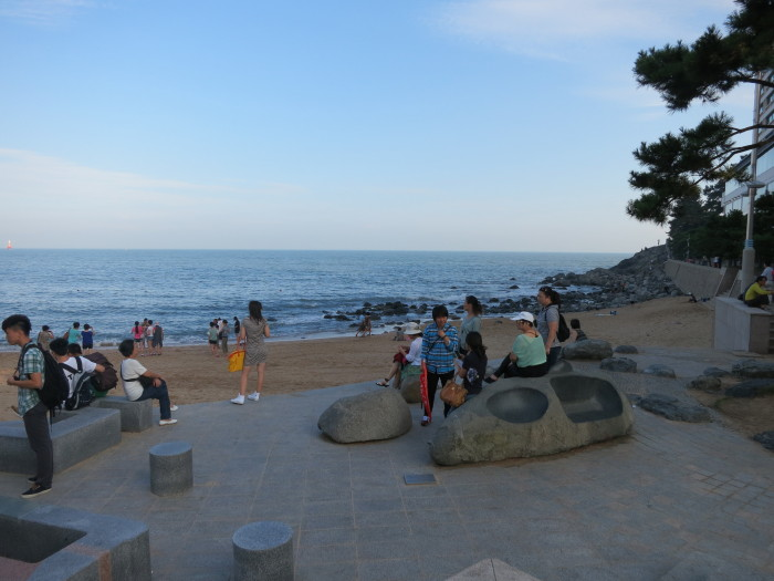 韓国プサン 観光 買い物