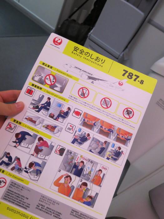 B787-8 シンガポール 羽田