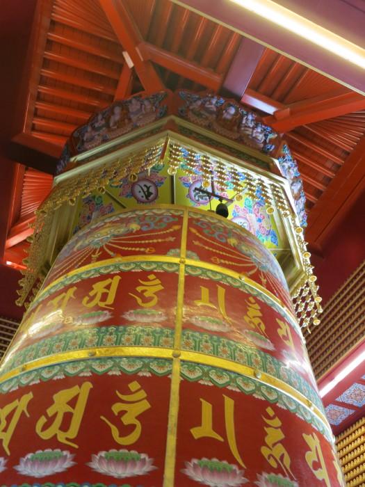 シンガポール観光 新加坡佛牙寺龍牙院 寺院 チャイナタウン