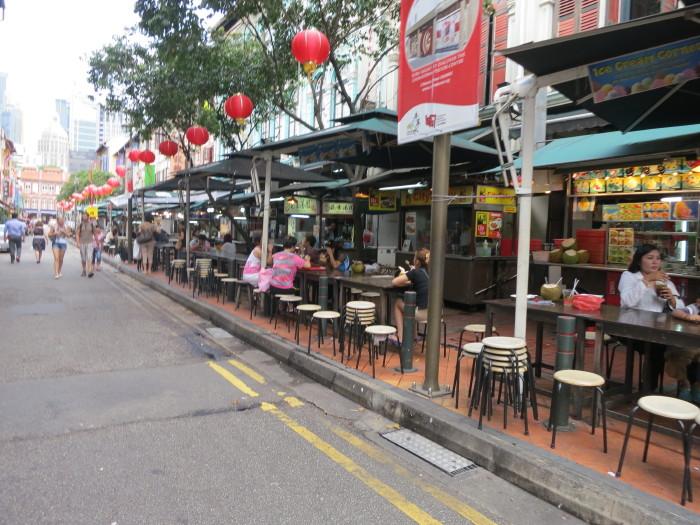 シンガポール チャイナタウン 観光