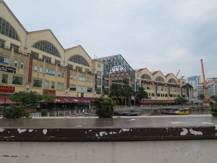 シンガポール 日本人街