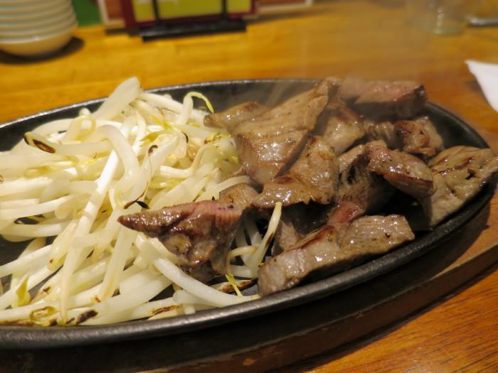 ぶりあん タン おすすめ ランチ 肉 あべの
