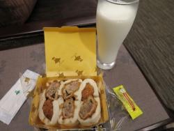伊丹空港 空弁 ワンコイン 和牛ミンチカツサンド イル・レ・ラッツァ