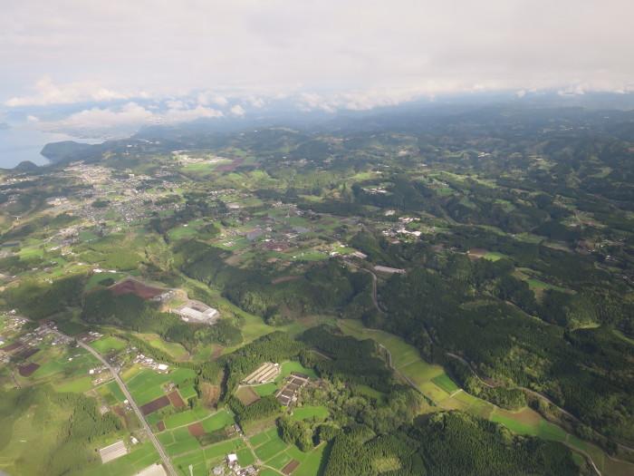 鹿児島空港 日本航空