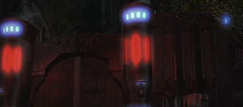 新生FF14 バグ?黒衣森東部森林で未実装エリア帝国領「カストルム・オリエンス」門を発見動画