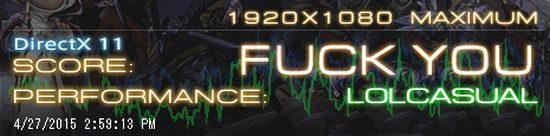FF14DX11蒼天ベンチネタ