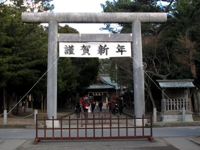館山 八幡神社