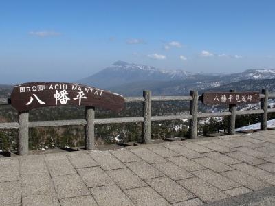 八幡平より岩手山
