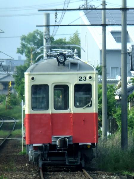 20型23号電車