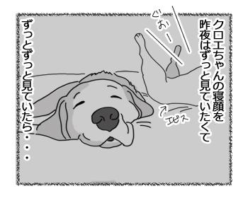 羊の国のラブラドール絵日記シニア!!「I'll be watching you」3