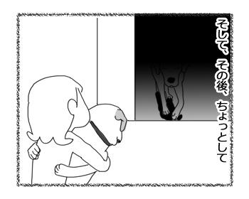 羊の国のラブラドール絵日記シニア!!「あら?おかえり」3
