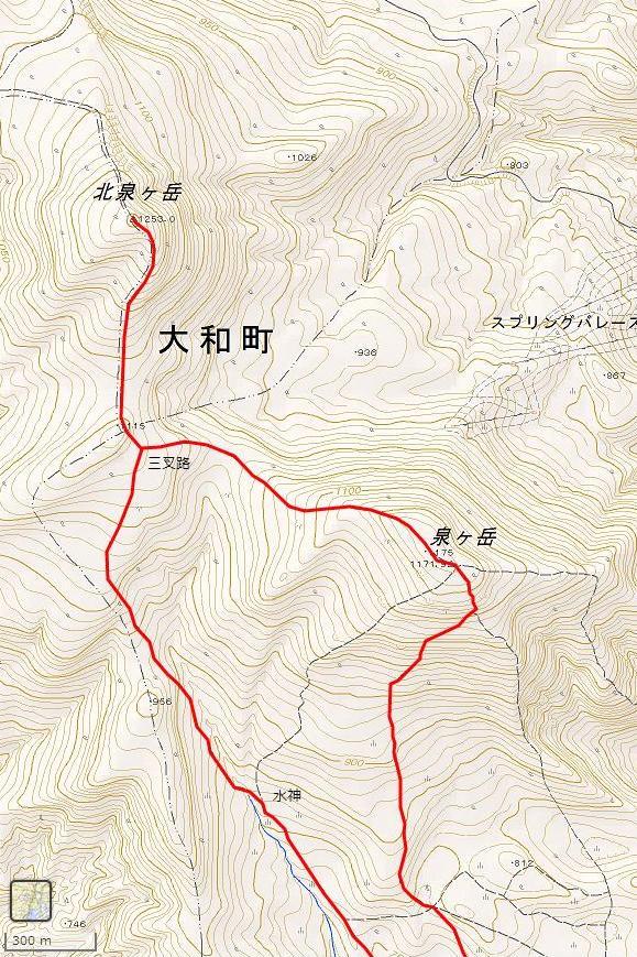 泉ヶ岳-2