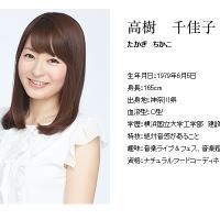 高樹千佳子さん