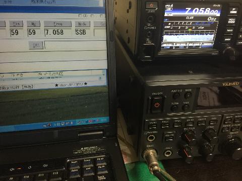 FT-991テスト1