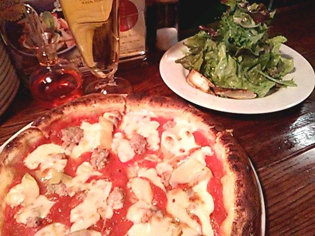 Pizzeria Rocco(ろっこ) ランチ