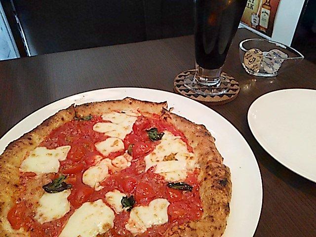 大衆pizza酒場big stone マルゲリータ