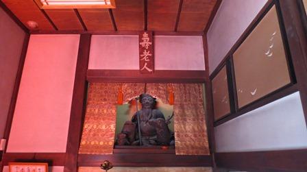 長安寺(寿老人)
