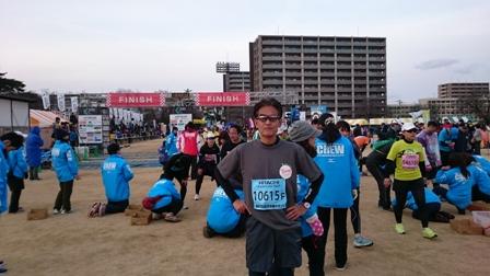 2015勝田全国マラソン