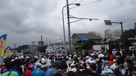 2015三浦国際市民マラソン